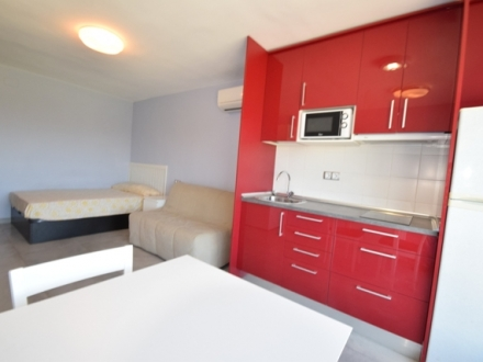 LOCATION DE VACANCES APPARTEMENT PLAGE LA PINEDA